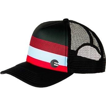 Billabong Men's Komplete Trucker Hat Red One Size