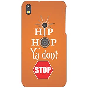 HTC Desire 816 hip hop Phone Cover - Matte Finish Phone Cover