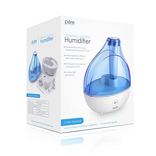 pure enrichment humidifier user manual