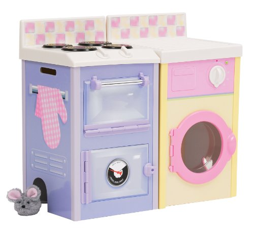 Puppy Lane Kitchen Set and Mouse