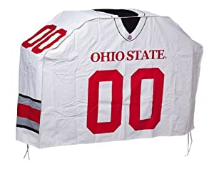 NCAA Ohio State Buckeyes College Football Jersey Style Grill Cover 60""