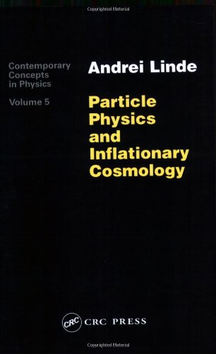 Particle Physics and Inflationary Cosmology