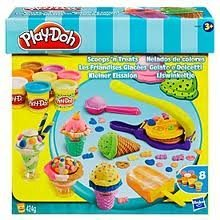 Play Doh Scoops N Treats - Play-doh Scoops 'N Treats