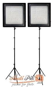 Reflecta RPL 306 LED déclairage de studio photo