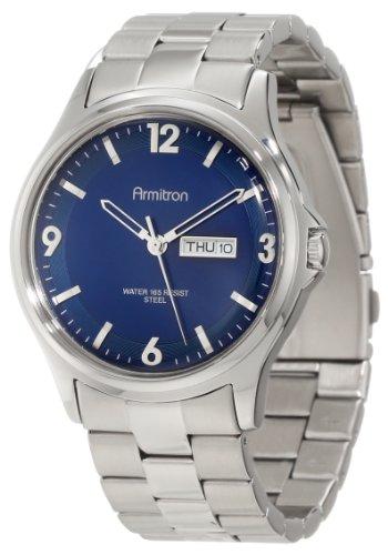 Armitron 20/4847BLSV - Reloj para hombres