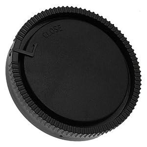 Fotodiox Rear Lens Cap for Sony Alpha, Minolta AF lenses. Fits Sony A100, A200, A230, A290, A300, A330, A350, A380, A390, A450, A500, A550, A560, A580, A700, A850, A900, SLT-A35, A33, A37, A55, A57, A65, A77, Minolta 5D, 7D, 7, 9xi, 7xi, 5xi from Fotodiox