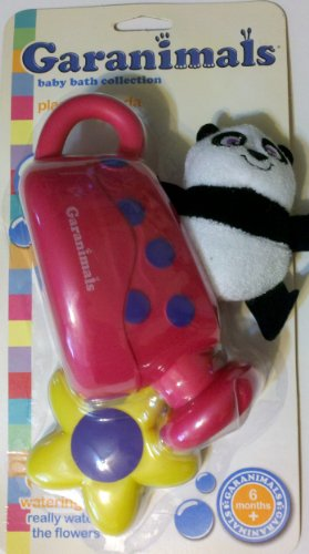 Garanimal Baby Bath Collection, Planting Panda - 1