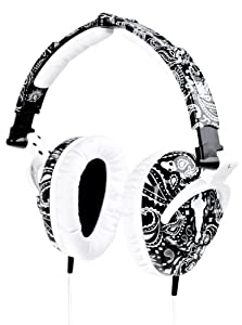 Skullcandy Snoop Dogg Signature Skullcrusher Headphone (Black) (Discontinued by Manufacturer)