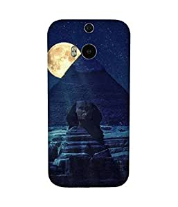 Full Moon HTC One M8 Case