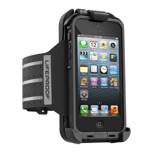 Lifeproof Armband V2 For Iphone 5/5S - Retail Packaging - Black
