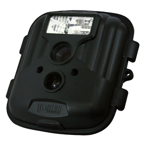 Hunten Outdoors 2.0 Mp Day/1.3 Mp Night Strobe Flash Lcd Display Screen Camera