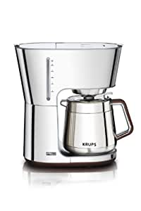 Krups KT600E50 Silver Art Thermal 10-Cup Coffee Maker