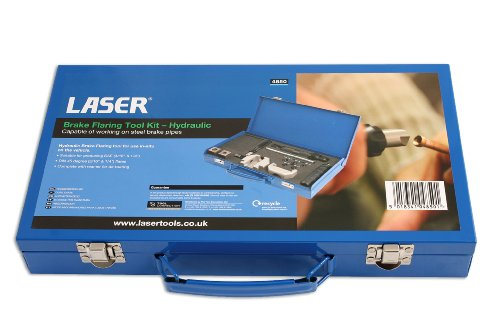 Laser 4850 Brake Pipe Flaring Tool Kit
