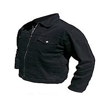 herren motorrad jeansjacke kevlar mit ce protektoren. Black Bedroom Furniture Sets. Home Design Ideas