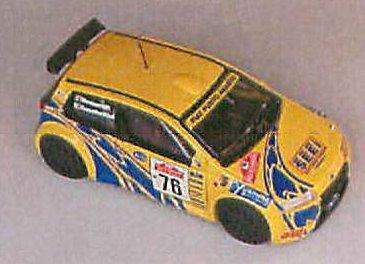 FIAT CAR RALLY PUNTO KIT SAN REMO 2003 N.76