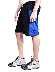 Repugn's Exactor07 Polyester shorts (Black, X-Large)