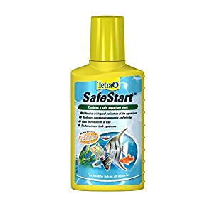 TETRA SAFE START LIVE BACTERIA FOR AQUARIUMS 100ML