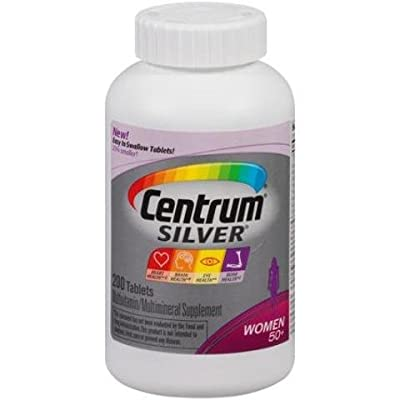 Centrum Silver Ultra for Women Multivitamin- 750 Tablets , Centrum-juj6