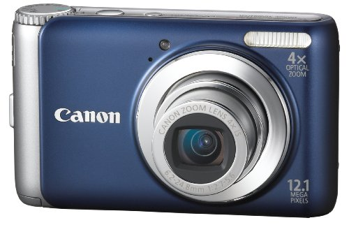 Canon PowerShot A3100 IS is one of the Best Digital Cameras Overall Under $250