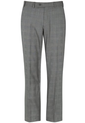 Brook Taverner Beaulieu Suit Trousers in Prince Of Wales Check 30L