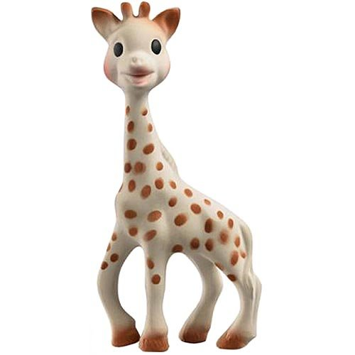 Sophie The Giraffe Original Teether in Blister Pack (White)