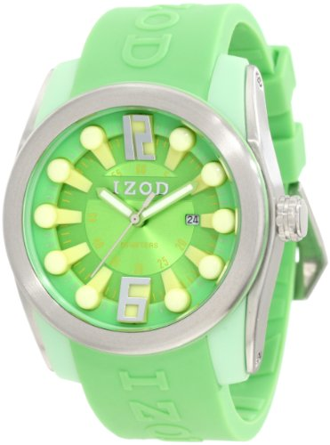 IZOD Men's IZS1/5 BRAZIL Sport Quartz 3 Hand Watch