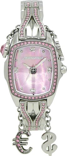 Chronotech Ladies Watch Charms Ct.7008Ls/17M