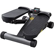 Gold's Gym Mini Stepper with Monitor