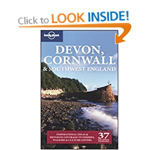 Devon Cornwall and Southwest England: Regional Guide (Lonely Planet Country & Regional Guides)