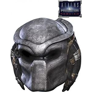 Predator Mask Costume Accessory