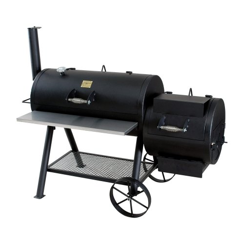 brinkmann gourmet charcoal smoker manual