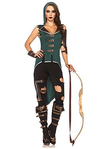 85468 - Rebel Robin Hood-Kostüm, Größe Large (EUR 40)