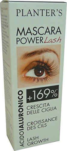 PLANTER'S Mascara Power Lash Acido Ialuronico