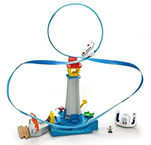 Fisher-Price Transportation System GeoAir High-Flyin' Airport
