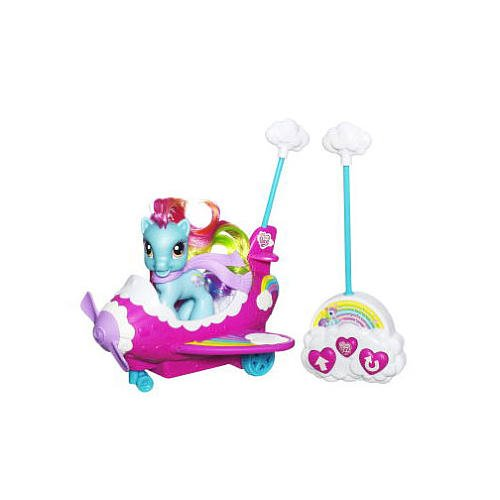 Discount My Little Pony RC Rainbow Dash Plane with Bonus Starsong