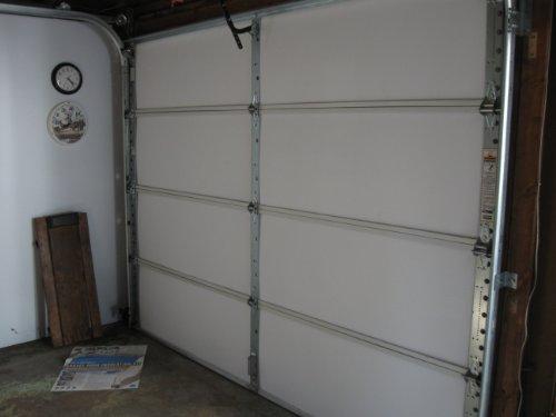 Matador garage door insulation kit designed for 7 foot for 24 foot garage door