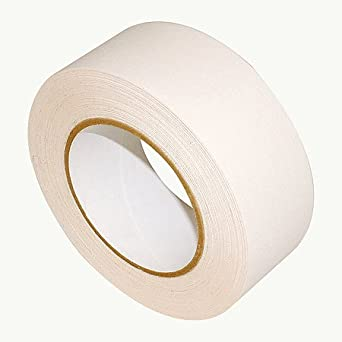 JVCC GAFF30YD Premium Grade 30 Yard Gaffers Tape: 2 in. x 30 yds. (White)