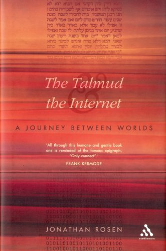 Talmud And The Internet