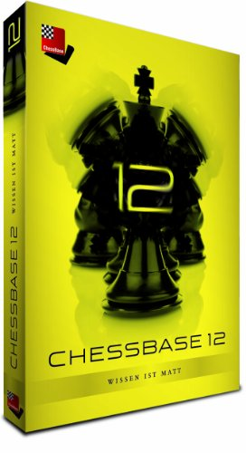 ChessBase 12 - Mega package (PC-DVD)