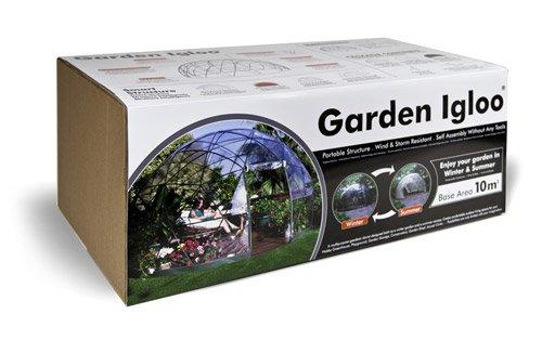 garten iglu pavillon zelt mit sommerdach wintergarten berzug 3 60m ztyle au ergew hnliche. Black Bedroom Furniture Sets. Home Design Ideas