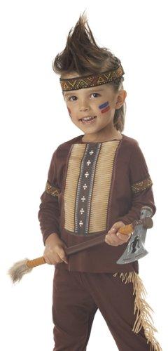 California Costumes Kids Native American Indian