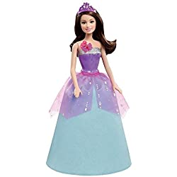 Import Barbie doll Barbie in Princess Power Corinne Doll [parallel import goods]