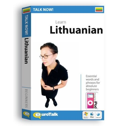 TALK NOW LITHUANIAN - BEGINNERSB0000899QG