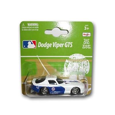 MLB New York Yankees Dodge Viper 1:64 style Diecast