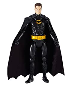 "DC Comics Multiverse 4"" Basic Figure, Unmasked Variant Batman"
