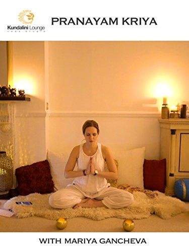Pranayam Kriya with Mariya Gancheva on Amazon Prime Video UK