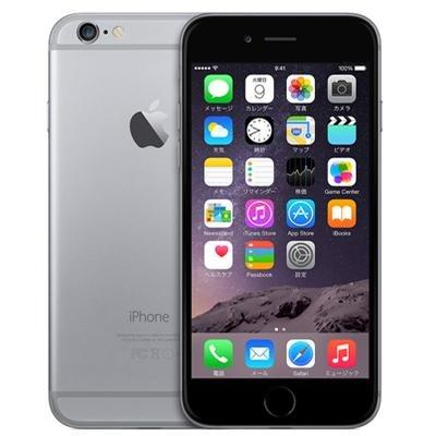 Apple iPhone6 64GB A1549 スペースグレイ 海外版 SIMフリー