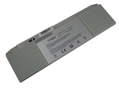 vhbw Li-Ion Batterie 4050mAh (11.1V) pour ordinateur, notebook Sony VAIO SVT13128CC, SVT13128CCS, SVT13128CJS, SVT13128CXS comme VGP-BPS30A.