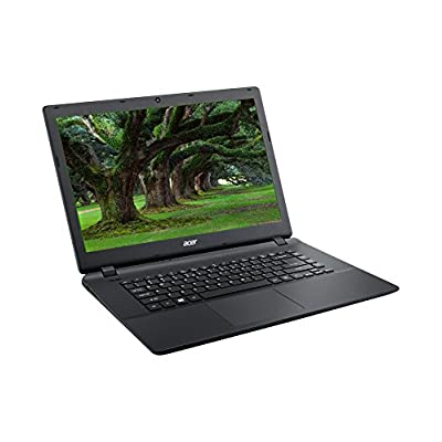 Acer Aspire ES ES1-521-899K 15.6-inch Laptop (AMD A8-641/6GB/1TB/Linux/AMD), Diamond Black