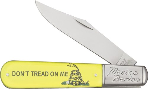 Novelty Cutlery Dont Tread On Folding Knife KO026 DONT TREAD ON ME
